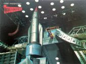 Thunderbirds - 'Thunderbird One Prepares for Lift-off' Postcard